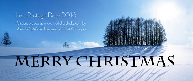 All orders for #Christmas cards need to be placed by 2pm TODAY, and will leave by First Class post. Don't delay!