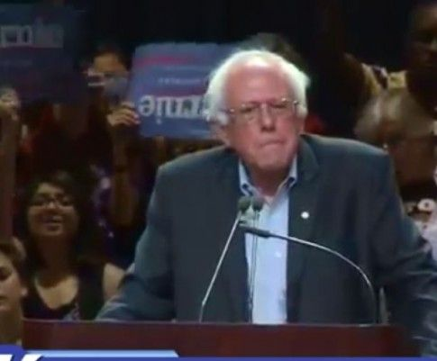 Bernie Sanders Sets A New Record As 11,000 Show Up For Rally In Red State Arizona