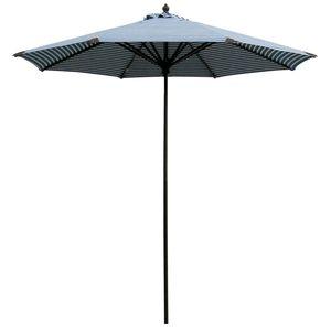 9 Foot Sunbrella Umbrella Canopy - Shore Regatta Stripe | Umbrellas | Patio Furniture | Outdoor Living | Outdoor | Osh Categories | Orchard Supply Hardware Store