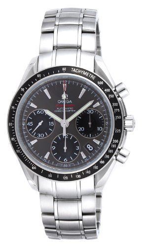 [オメガ]OMEGA 腕時計 スピードマスター ブラック文字盤 323.30.40.40.06.001 メンズ 【並行輸入品】