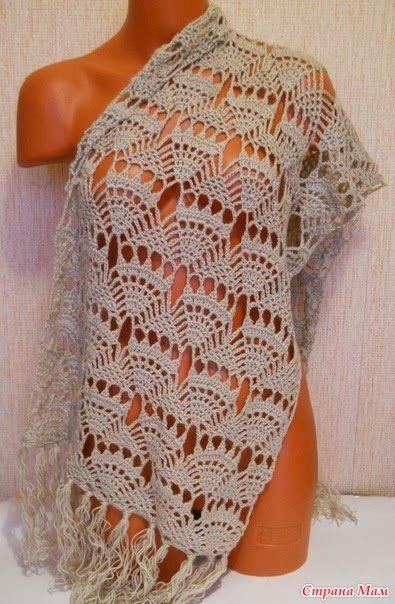 Crochet: Tippet
