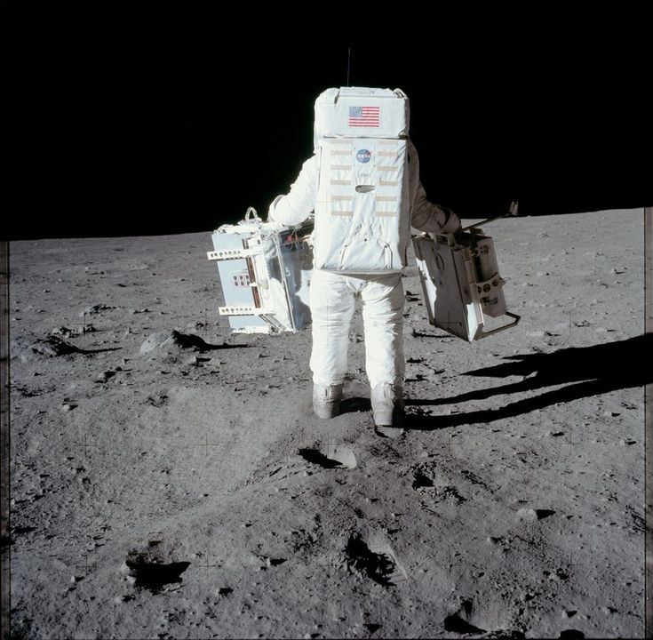 The Best Lesser Known Apollo Images To Make You Long for a New Moon Landing