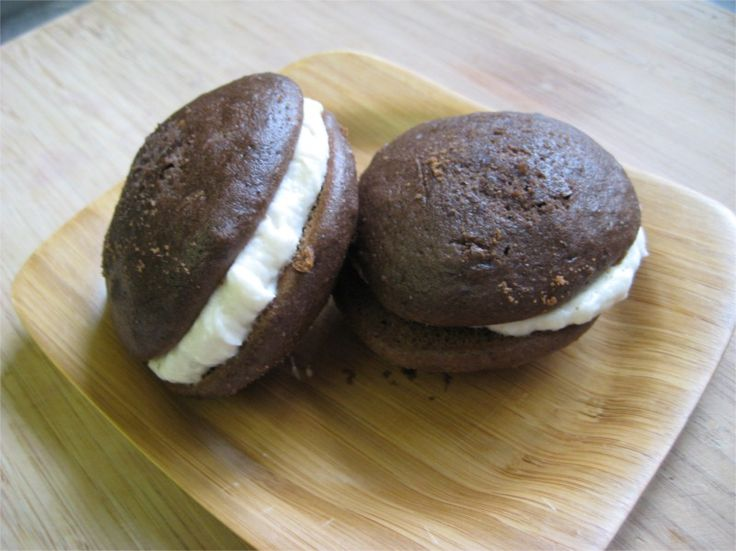 'Quick' Gobs using cake mix
