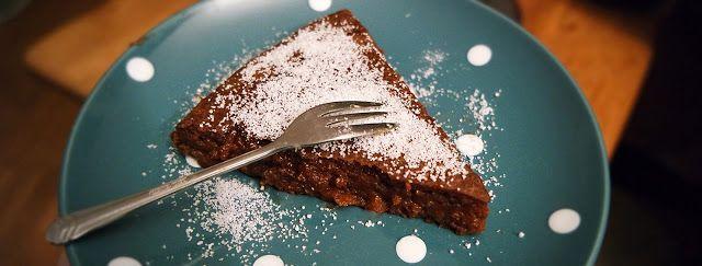 Kitchen Elf: Chocolade puddingtaart (suikervrij en koolhydraata...