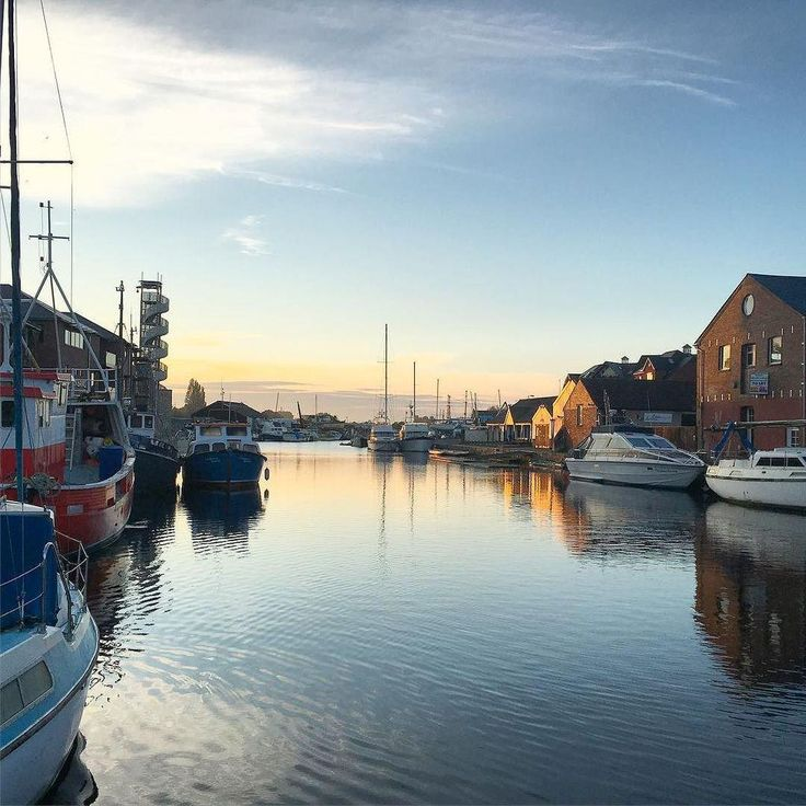 A bright crisp morning #exeterquay @thequayexeter http://ift.tt/1M2Pz38