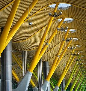 Aeropuerto de Madrid, Arq. Richard Rogers