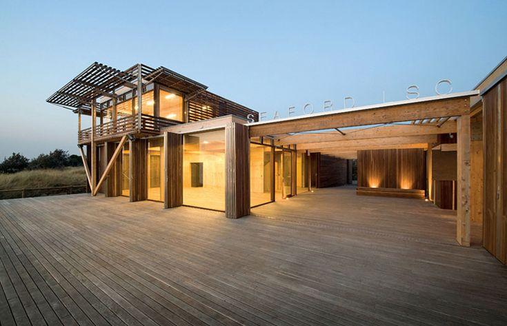 Seaford Life Saving Club | Australian Design Review