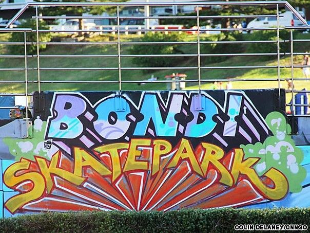 Image result for bondi skatepark