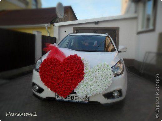 Шьем Свадебные украшения на машину-1 - шитье