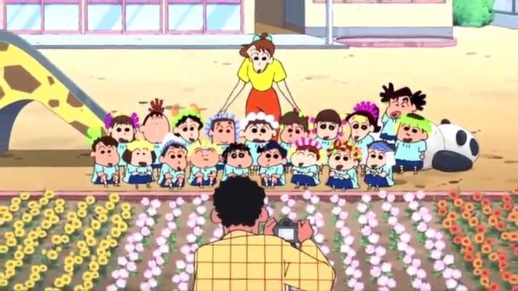 クレヨンしんちゃん 映画 © クレヨンしんちゃん アニメ New Vol 112 - 高画質 2015