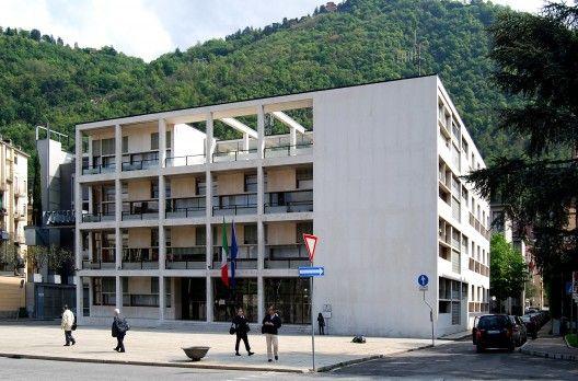 Casa del Fascio / Giuseppe Terragni, 1932 - 1936