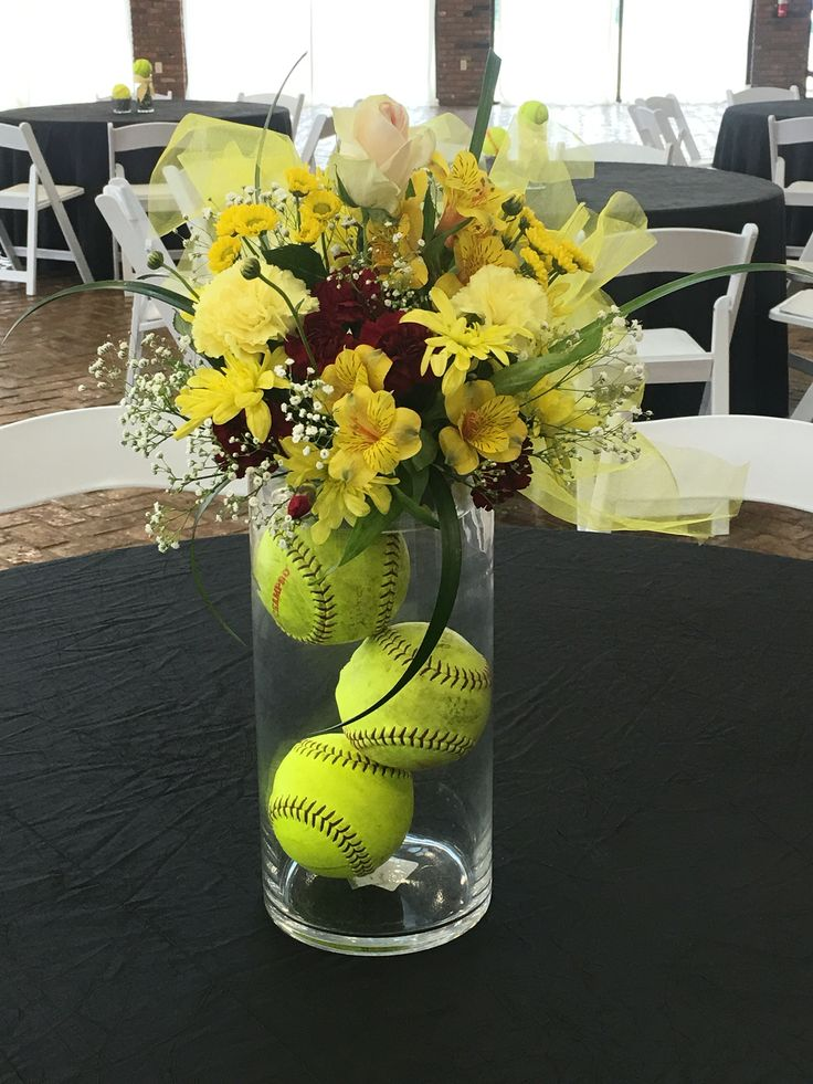 Best ideas about softball decorations on pinterest