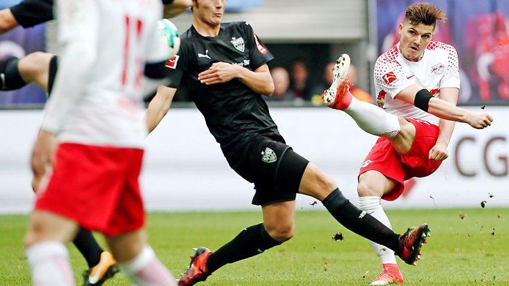 Vor Pokal-Kracher - Leipzig droht Bayern mit Feuerwerk - Bundesliga Saison 2017/18 - Bild.de