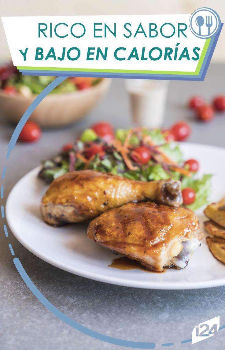 ¿Sabías que el pollo es un alimento con altos niveles de proteínas y bajo en grasas y  en calorías? Este es uno de los principales argumentos por lo que es el producto base en todas nuestras dietas, por eso aquí te enseño tres formas distintas para prepararlo y que no te aburras durante tu dieta. #Adelgazar #EnForma