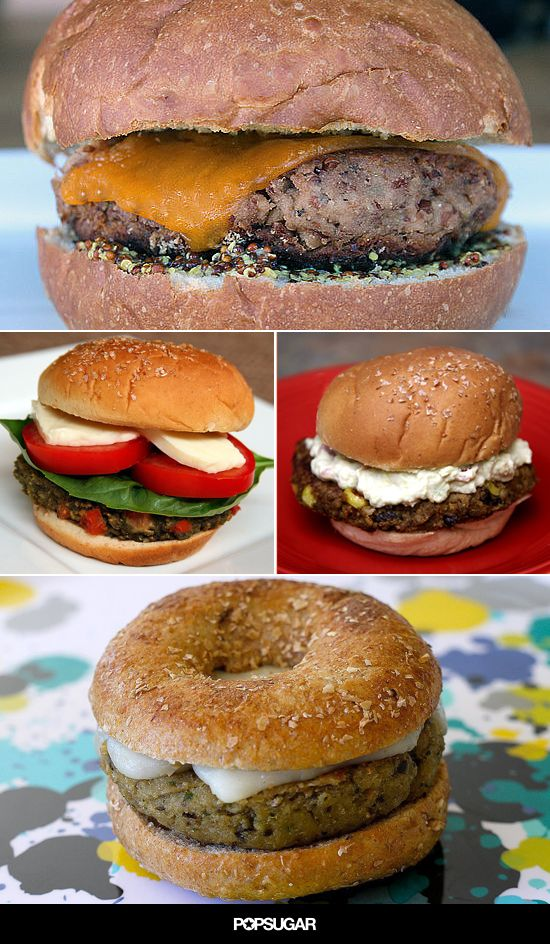 10 Veggie Burger Recipes That Will Convert Serious Meat Eaters