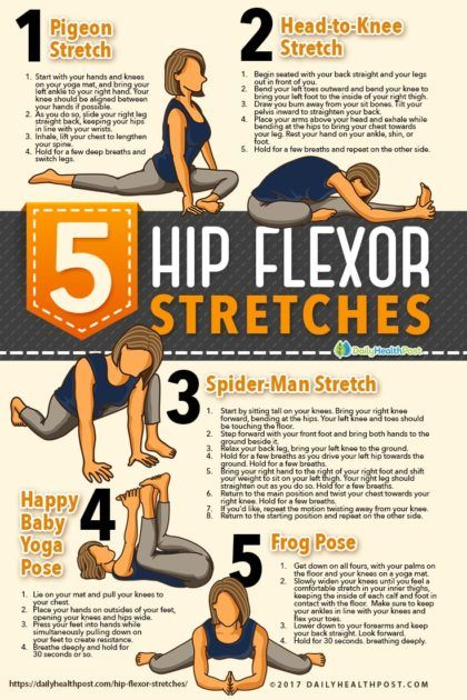 Loosen Up Tight Hips with These 12 Hip Flexor Stretches