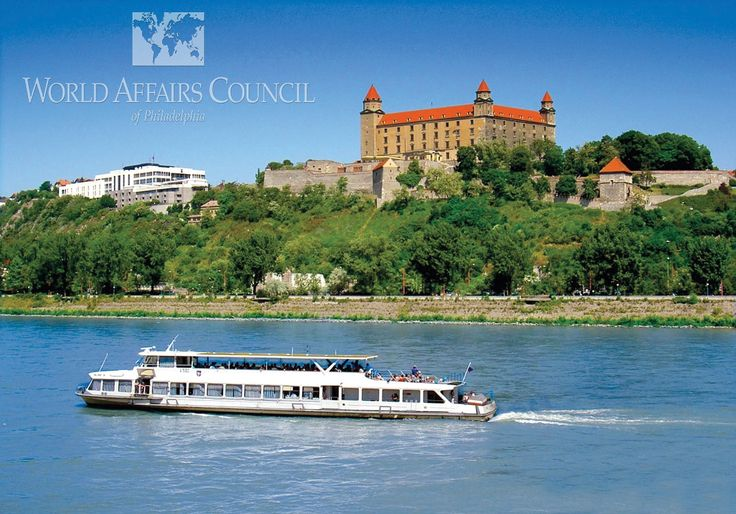 Cruise on the Danube - Bratislava