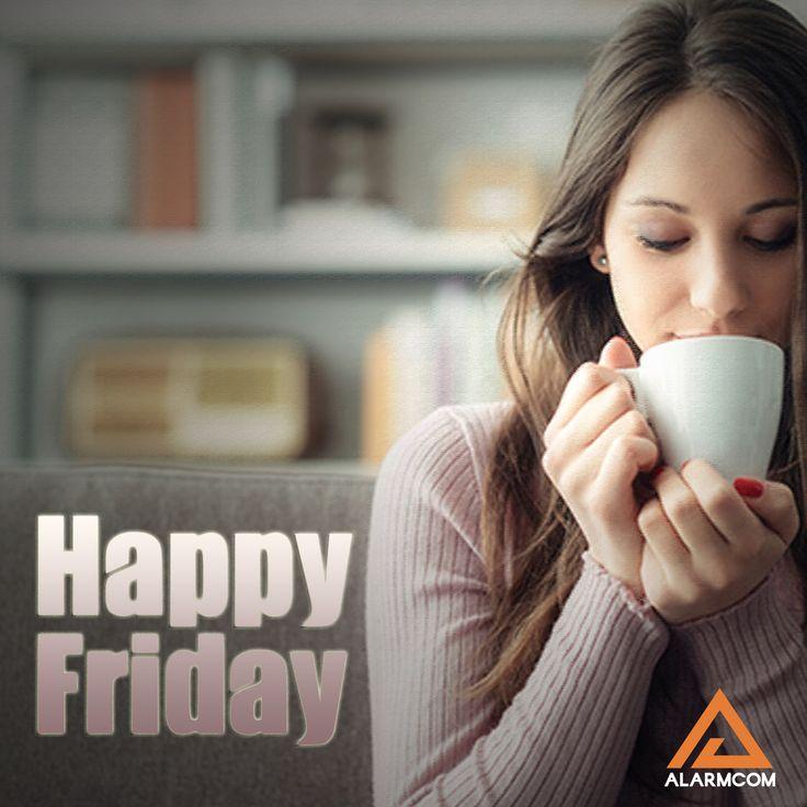 Gününüz aydın olsun. Hafta sonu yaklaşırken mutlu bir gün geçirmenizi dileriz. #HappyFriday
