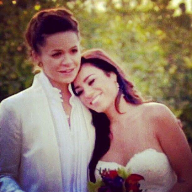 Sara and whitney wedding