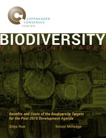 The viewpoint of Dilys Roe, Biodiversity Team Leader and Simon Milledge, Forest Team Lead both at IIED, commends the assessment paper as an interesting analysis of the Aichi Targets. However, Roe and Milledge find that the paper suffers two key weaknesses: (1) the post-2015 deliberations have moved passed the Aichi Targets and (2) analysis of individual targets is insufficient mechanism for determining priorities in a sustainable development framework...