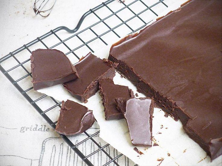 Raw Chocolate Bark