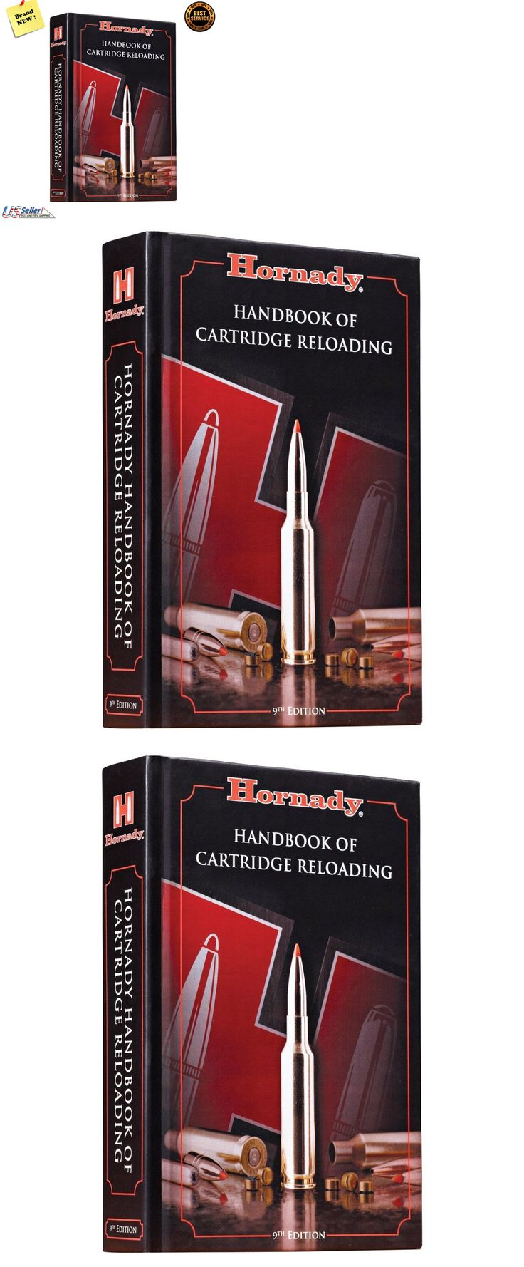 Manuals and Instruction Material 111293: Hornady Handbook Of Cartridge Reloading Manual 9Th Ed -> BUY IT NOW ONLY: $35.48 on eBay!