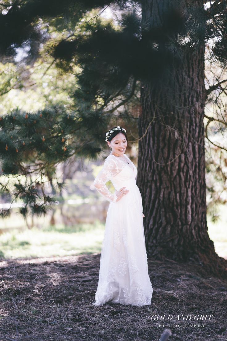 Wedding Portraits at The Orchard Luxury B&B, Red Hill South, Mornington Peninsula. Melbourne Wedding Photography.