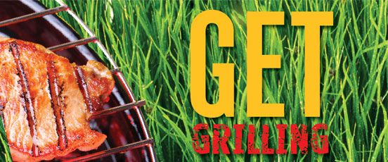 ... Dill Grilled Fish Fillets and Grilled Lemon-Oregano Chicken Drumsticks
