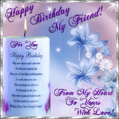 17 Best images about Birthday wishes – Birthday Greetings Ecards for Friends