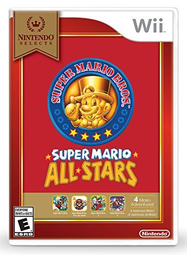 Nintendo Selects Super Mario AllStars >>> Check this awesome product by going to the link at the image. Note:It is Affiliate Link to Amazon.