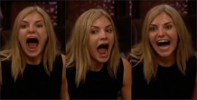 the bachelor olivia mouth | Alright you guys, what was the craziest moment from The Bachelor?