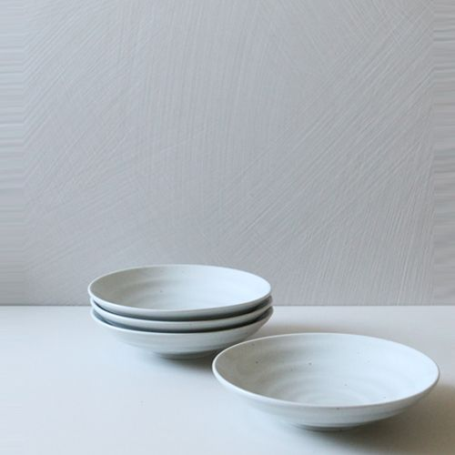 Casual line Round bowl 20, set of 4 / $64.00