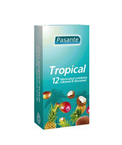 Pasante, Tropical 12 pezzi. Adatti per chi ama certi preliminari.