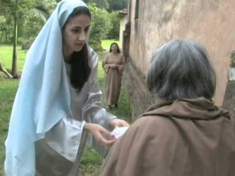 Santa Luzia - a menina dos olhos celestiais