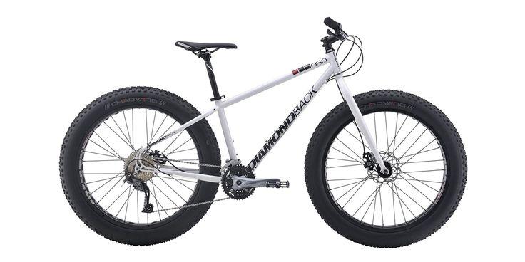 Diamondback El Oso de Acero Fat Mountain Bike