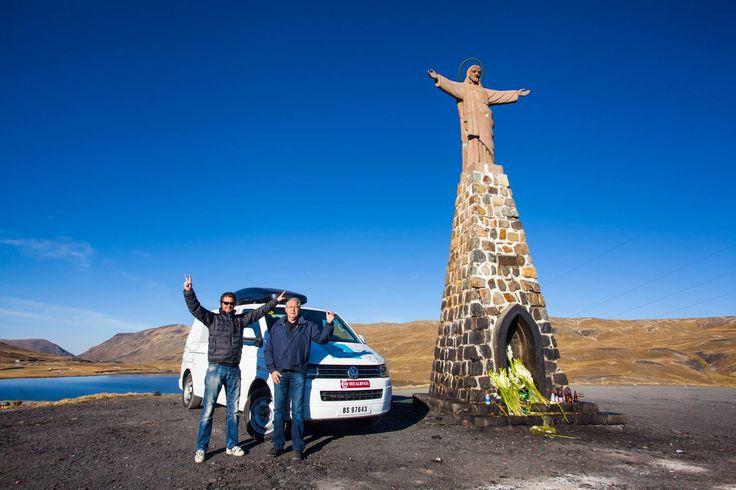 El Camino de la Muerte - Dödsvägen - ABAX
