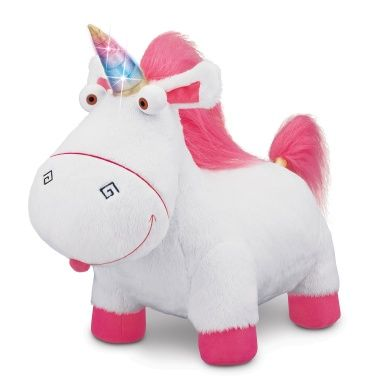 despicable me 2 fluffy unicorn | Despicable Me 2 Agnes' Fluffy unicorn – Top Toy Store in UK ...