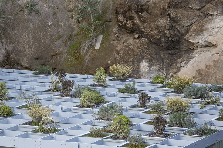 Galería - En Detalle: jardín elevado en Caleras de San Cucao, por Longo+Roldán Arquitectos - 21