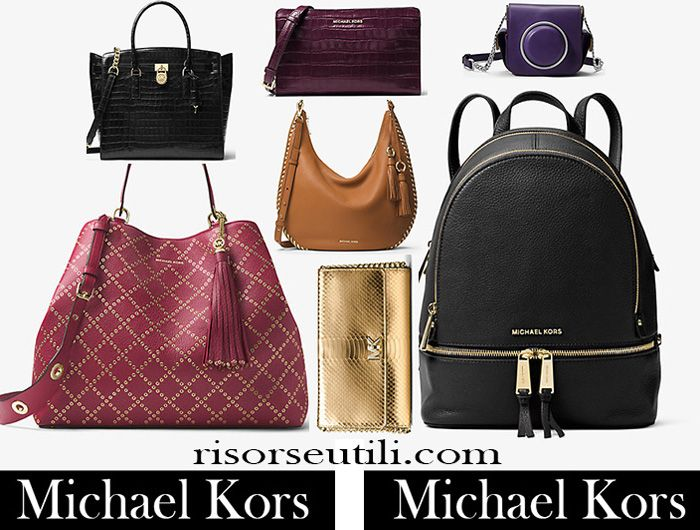 Handbags Michael Kors fall winter 2017 2018 bags