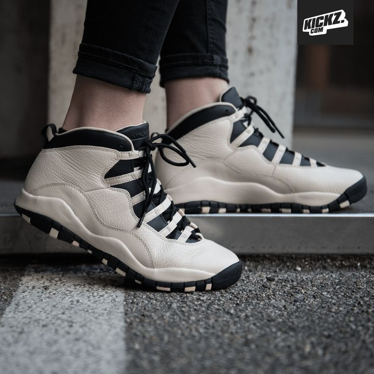 The Air Jordan 10 Pearl GG from the Heiress Collection is an exclusive  colorway for girls