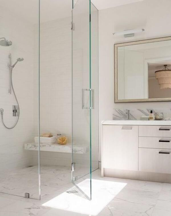 Best Walk In Shower Apartments To Upgrade Your Bathroom Tiny