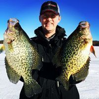 Ice fishing tips: Refining your jigging techniques for light-biting crappies and sunfish By Jason Revermann