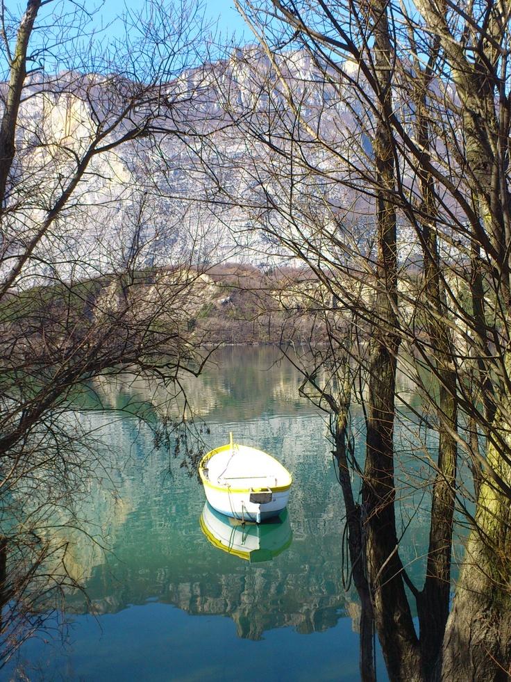 Lago de Cavedine #Trentino #Italia