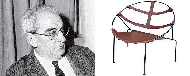 Cadeira FDC1 (anos 1950), de Flávio de Carvalho (Foto: Divulgação)