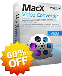 MacX Video Converter Pro Full Version 60% OFF 2016 #BlackFriday Special Offer http://www.tech-wonders.com/go/2016-black-friday-converter/