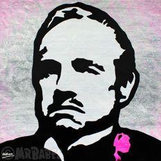 Mr Babes - The Godfather: Don Vito Corleone (Marlon Brando)