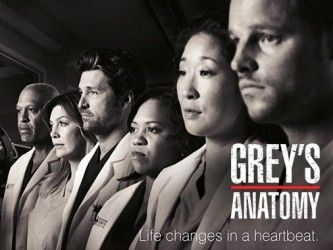 Grey's Anatomy TV Series (2005 - Present).  Seattle Grace, young doctors, sex, secrets & drama.  I'm still enjoying every minute of this show!