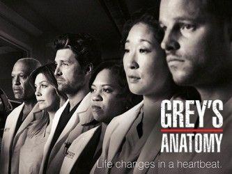 Grey's Anatomy 2012 2013 | Le dizième épisode de la saison 9 de Grey's Anatomy (Dr Grey ...