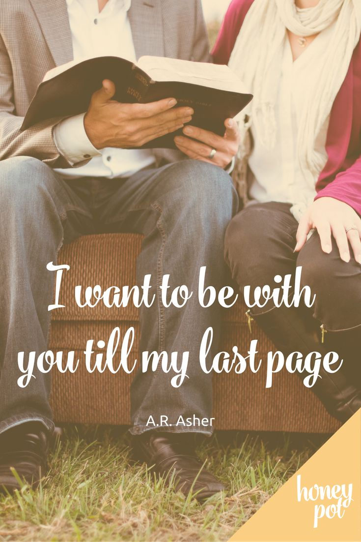 Perfect quote for a book-loving couple - on a sign for the wedding maybe?  Wedding quote Love quote Book quote