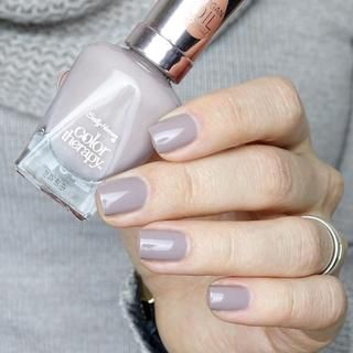 Color Therapy™   Sally Hansen Steely Serene
